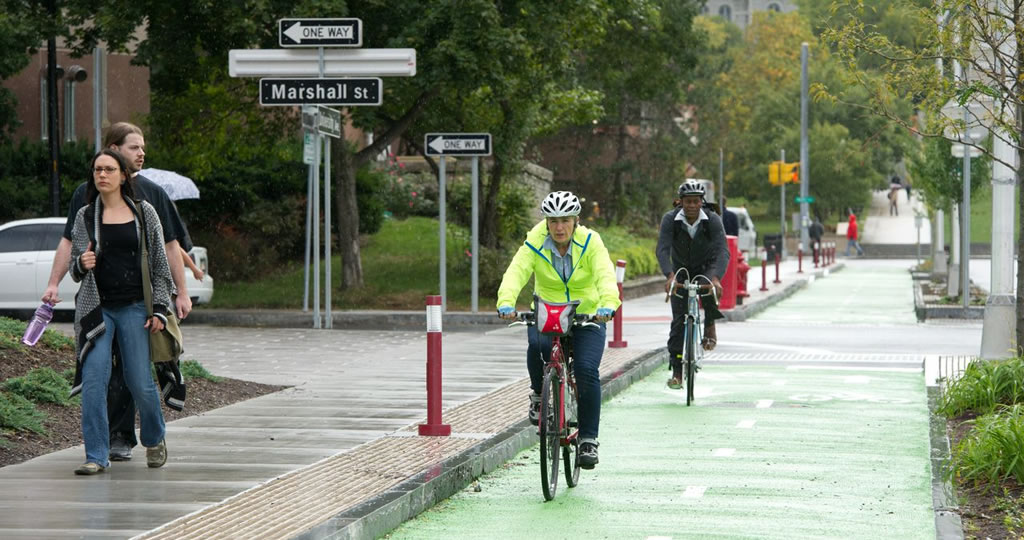 Walkable, Bikeable Streetscapes