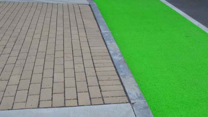 CC green infrastructure
