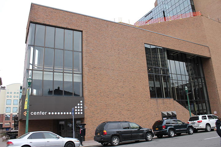 Syracuse Civic Center